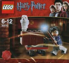 Lego Harry Potter King's Cross Trolley with Hedwig 30110 Polybag BNIP
