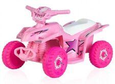 CT726G Quad Elektrofahrzeug pink Kinder Elektroauto Flowers