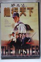 the master jet li ntsc import dvd English subtitle
