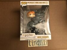New Ron Weasley Riding Chess Piece Funko #82 Pop Movie Moments