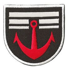Patch écusson patche Marine militaire Navy armée thermocollant brodé