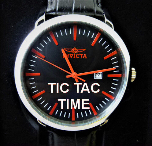 TIC-TAC TIME