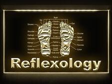 TA024 B Reflexology Foot Massage Shop LED Neon Sign