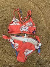 Seafolly girls Hawaiian floral bikini