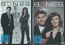 Bones - Staffel - Season 1 - 8 - Neu & OVP 1 2 3 4 5 6 7 8