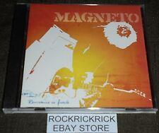 MAGNETO - RESISTANCE IS FUTILE -11 TRACK CD-