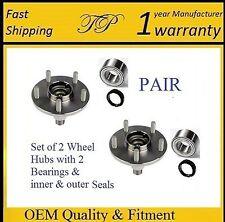 1998-2000 LEXUS GS400 FRONT Wheel Hub & Bearing& Seal Kit (PAIR)