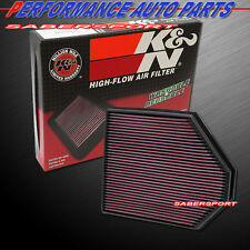 """IN STOCK"" K&N 33-2465 PANEL AIR INTAKE FILTER 2011-2014 BMW X3 xDrive28i X4 2.0"