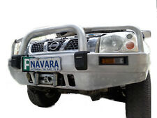 D22 Navara Winch Cradle to suit Nissan alloy bullbar some ARB & TJM bars