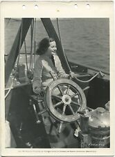 """ELEANORE WHITNEY """"THREE CHEERS FOR LOVE"""" ORIGINAL VINTAGE 1936 8X11"""" PHOTOGRAPH"""