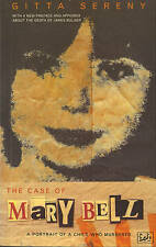 SERENY,G-CASE OF MARY BELL,THE  BOOK NEW