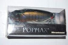 "megabass yuki ito popmax pop max 3 1/4"" 1/2oz bass popper secret gill"