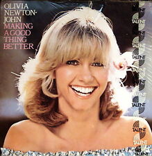 "OLIVIA NEWTON-JOHN - Making A Good Thing Better 1977 LP 12"" Nuovo SIGILLATO"