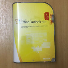 Microsoft Office Outlook 2007 Retail Edition