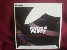 KNIFE PARTY-CLEVER TITLE LIKE DEADMAU5 WOULD USE-MIXMAG CD