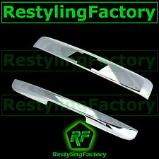 07-13 Chevy Tahoe+Suburban Chrome Top Liftgate Molding + Tailgate Handle Cover