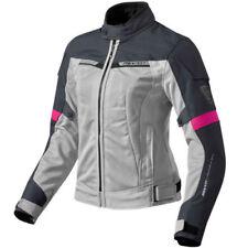 Blousons argentés textiles coude pour motocyclette