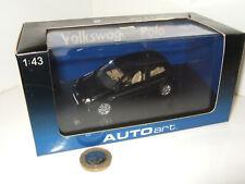 AutoArt 59762 Volklswagen Polo Mk 4, 3 Door hatch Diecast Model in 1:43 Scale