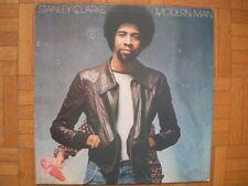 VINYL LP STANLEY CLARKE – MODERN MAN – SOUL JAZZ FUNK