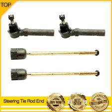 4PCS MEVOTECH Steering Tie Rod Ends INNER & OUTER for 1994-04 FORD MUSTANG