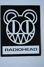 Radiohead Sticker Decal (320) Rock The Smiths The Cure Car Bumper Window