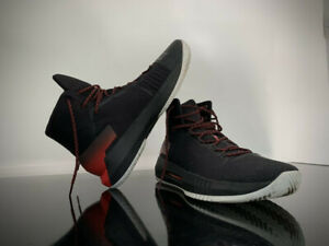 Under Armour Men's Ua Drive 4 Basketball Shoes, Black, 11 UK