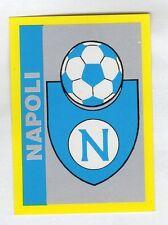 figurina IL GRANDE CALCIO VALLARDI 1988/89 NUMERO 188 NAPOLI SCUDETTO