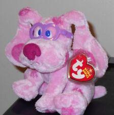 2168c396f26 Ty Beanie Baby ~ MAGENTA the Dog (Nick Jr. ~ Blues Clues (Blue s