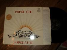POPOL VUH / SELIGPREISUNG (1973) LP deutch press PUD 58009