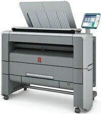 Oce Plotwave 360 Large Format Printerplotterscanner 2990 Glendale
