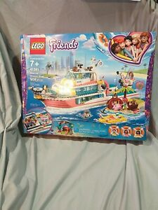 LEGO Rescue Mission Boat LEGO Friends (41381)