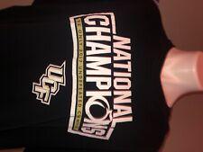 UCF Knights Blue 84 Black National Championship T-Shirt XXL 2XL