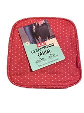 Tatay Urbanfood Casual Lunchbag With Containers