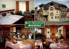 Bad Säckingen Reklame-Karte Hotel Restaurant Scheffelhof ca. 80/90er Jahre