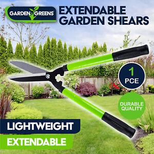 Garden Greens Garden Shears Extendable Handle Lightweight Precision Blades 56c