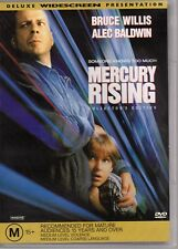 Mercury Rising (DVD, 1999) #fb2