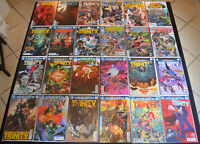 (24) Book DC UNIVERSE TRINITY LOT (SET) 2016 with #1-22, ANNUAL #1 NM+ (9.6)