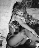 Sylvia Syms 10x8 Photo