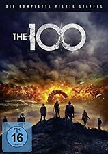 The 100 Staffel 4 NEU OVP 3 DVDs (the hundred,die hundert)