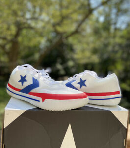 Converse All Star Pro BB City Pack Size 11. Mens Red White Blue Basketball Shoes