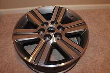 13-17 Chevrolet Traverse New  6 spoke wheel Rim. silver with dark tint. OEM.
