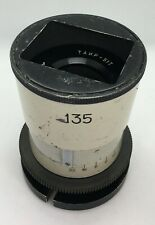 Russian Lens TAIR 51T 3/135 for TELEVISION camera #000181
