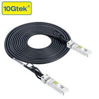 for Cisco SFP-H10GB-CU7M, 10GBASE-CU DAC Twinax Copper Passive Cable 7-Meter