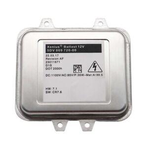 5DV 009 720-00 Xenon DOT Scheinwerfer Steuergerät für Opel Astra J Insignia A