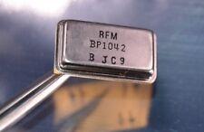 Rfm Inc 70mhz Saw Filter For Cdma If Receivers Unbalanced Io Pn Bp1042