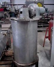 75 Gallon Stainless Mix Tank Dual Motion Mixer