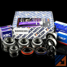 Hyundai Trajet 2.0 CRDi 5sp gearbox bearing oil seal rebuild repair kit
