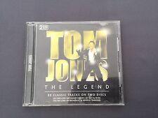 2 CD TOM JONES - THE LEGEND - 30 Classic Tracks on two discs