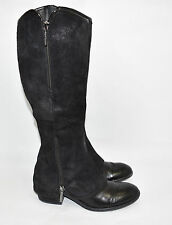 Donald J Pliner 'Devi4' Boot Black Leather Size 6 M $400