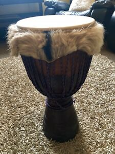 Djembe Handmade Drum ~ Solid and in Excellent Condition